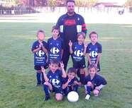 Bienvenue à nos nouveaux joueurs de l'école de football